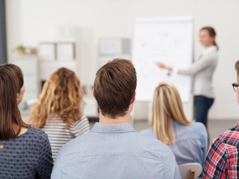 Opleiding financiële zorgverleners